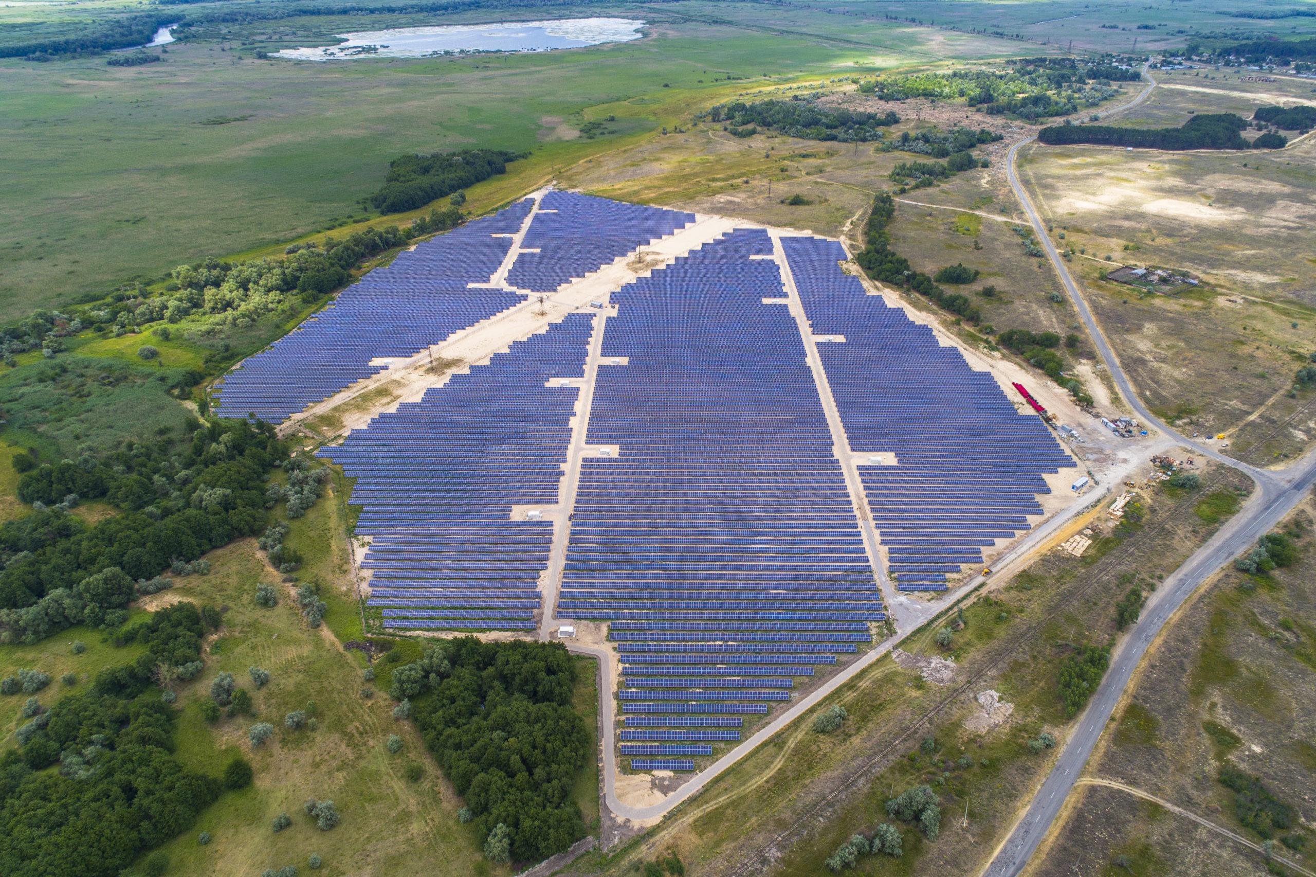 продажа солнечной энергии в Украине от clean-energy